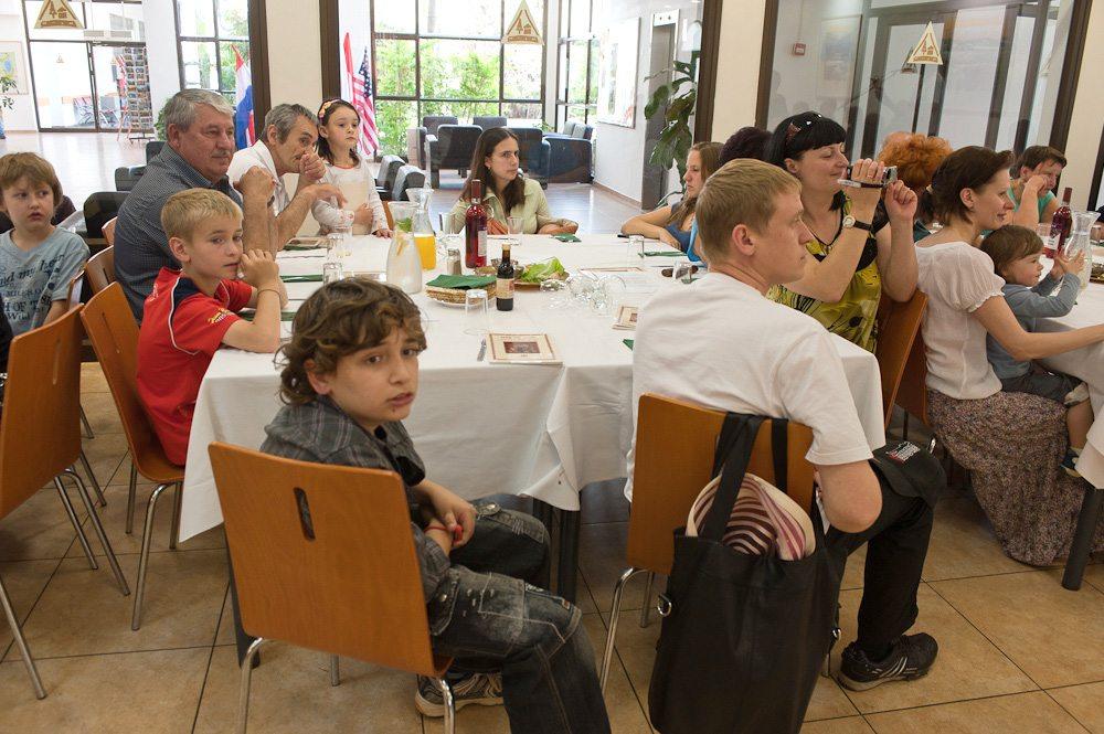 Bait Rishon - Seder-11