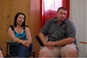 Татьяна и Евгений Оловянные
