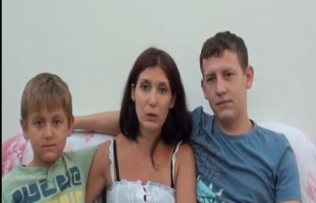 Ирина и Илья Овчинниковы репатриировались с сыном Валерием из Ташкента в марте 2010 года в кибуц Мерхавия