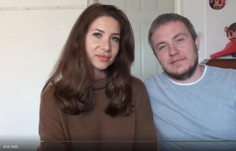Наталья и Евгений Черняк репатриировались с сыном Алексом (7 лет) из Москвы в кибуц Манара в октябре 2020 года по программе «Первый дом на Родине»