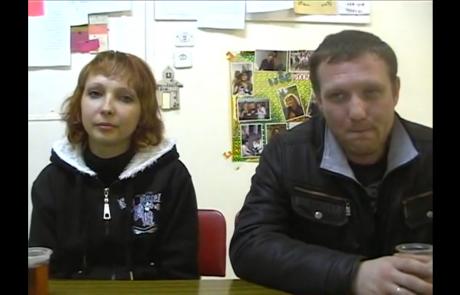 Кибуц Манара, февраль 2011 года, видеоинтервью