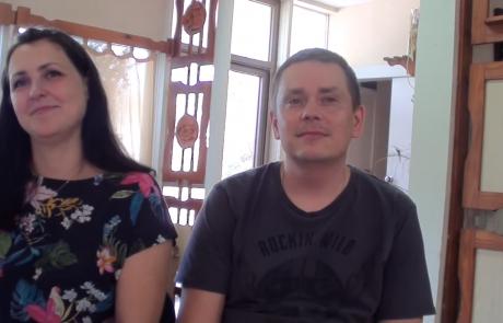 Семен и Евгения Махневы репатриировались из Екатеринбурга в кибуц Ашдот Яков Меухад в августе 2020 года по Программе «Первый дом на Родине».