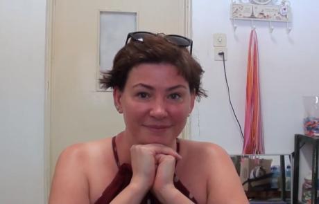 Наталья Файнберг репатриировалась в декабре 2019 года из С.Петербурга в кибуц Ягур по программе первый дом на Родине