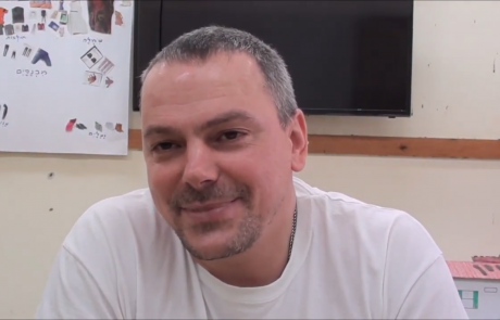Григорий Сирота репатриировался из Киева в кибуц Мерхавия в декабре 2019 по программе Первый дом на Родине
