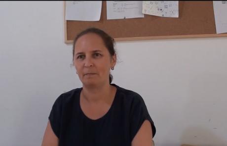 Елена Горман репатриировалась в мае 2019 года из Москвы в кибуц Машабей Саде по программе Первый дом на Родине