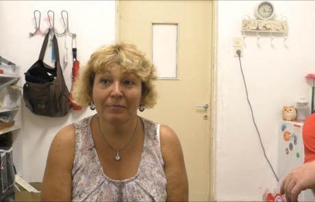 Алла Берман репатриировалась в июне 2018 года по программе «Первый Дом на Родине» из Североморска в кибуц Ягур