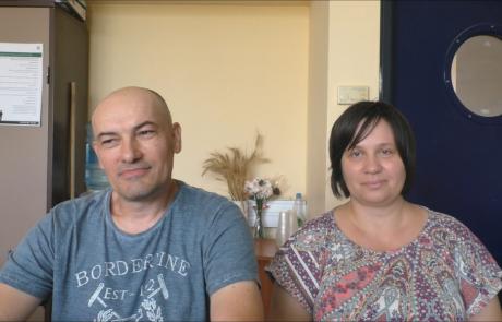 Спустя полгода: Шевчук Виктор и Виктория репатриировались с тремя сыновьями декабре 2017 года по программе «Первый дом на Родине» из Киева в кибуц Ктура