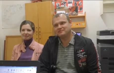 Аксаковы Олег и Тамара репатриировались с дочерью Алисой (1,5 года) в августе 2017 года по программе «Первый дом на Родине» из Одессы в кибуц Мисгав Ам