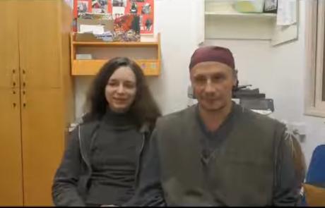 Верховский Никита и Корешкова Наталья репатриировались с дочерью Аллой (8 лет) в октябре 2017 года по программе «Первый дом на Родине» из Москвы в кибуц Ифтах