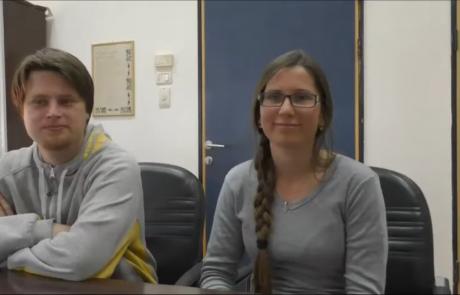 Иван Сопельняк и Александра Черник репатриировались с сыном Егором (полтора года) по программе «Первый дом на Родине» в декабре 2016 года из Полтавы в кибуц Лотан