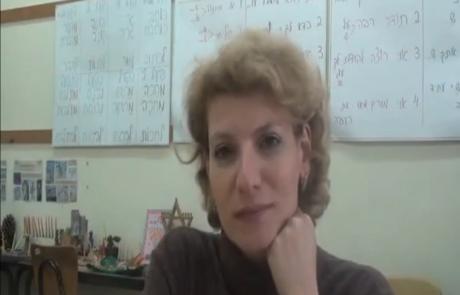 Анна Вострикова, невролог, репатриировалась с сыном  в Августе 2012 года в кибуц Мерхавия в рамках программы для врачей с 14-летним и более стажем