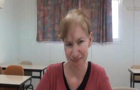 Елена и Игорь Дусматовы репатриировались с тремя детьми в августе 2012 года в кибуц Хукук