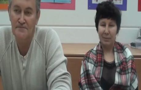Амир и Ирена Коган репатриировались в начале сентября 2012 года в кибуц Цээлим
