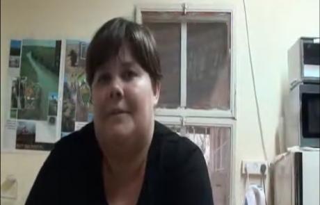 Алексей и Валентина Шуловы репатриировались с двумя дочерьми из Астрахани в Мерхавию в Марте 2012 года