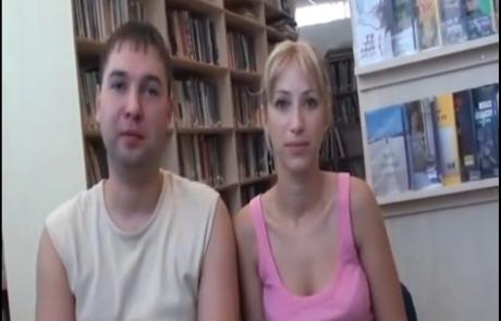 Александр и Наталья Барабановы репатриировались в Мае 2012 года из города Черновцы в кибуц Машабей Садэ