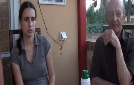 Ирина и Дмитрий Радимашвили репатриировались из Москвы в 2008 году с двумя дочерьми в кибуц Хукук.