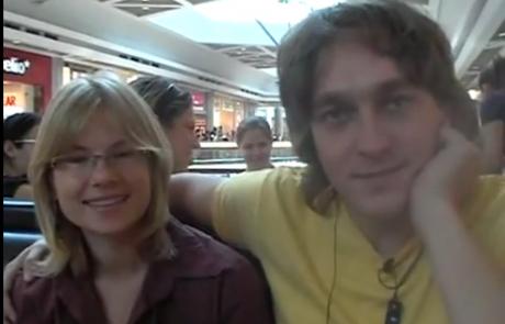 Юлия и Соз Нов репатриировались в 2009 году, год прожили в кибуце Эйн Ашофет, уже год живут в Холоне…