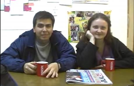 Кибуц Леавот Абашан, февраль 2011, видео интервью #1