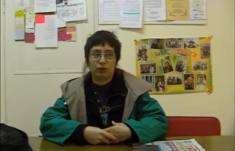 Кибуц Леавот Абашан, февраль 2011, видео интервью #2