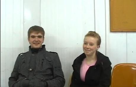 Кибуц Масада,  видео интервью #1, февраль 2011 г.