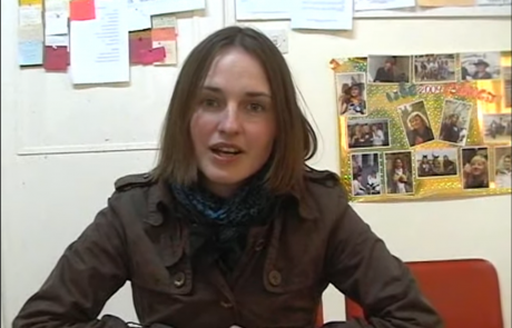 Кибуц Манара, февраль 2011 года, видео интервью #1