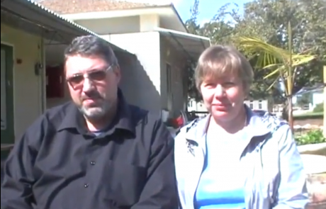 Программа репатриации для врачей, кибуц Мерхавия, видео интервью #3, 22.2.2011г.