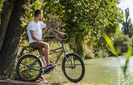 Нужны ли велосипеды в кибуцах?