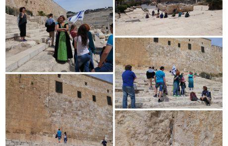 Поездка в Иерусалим — март 2017