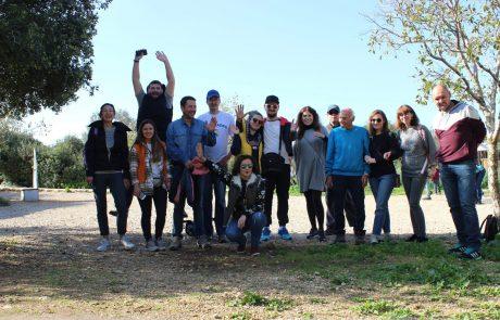 Экскурсии участников программы «Первый дом на Родине» из кибуца Эйн Ашофет
