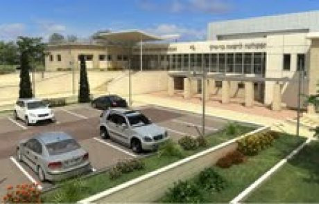 Завершено строительство кампуса  медицинского факультета в Цфате.